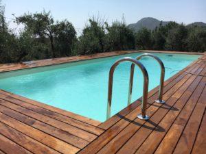 Offerta speciale piscina prefabbricata interrata for Piscine in offerta