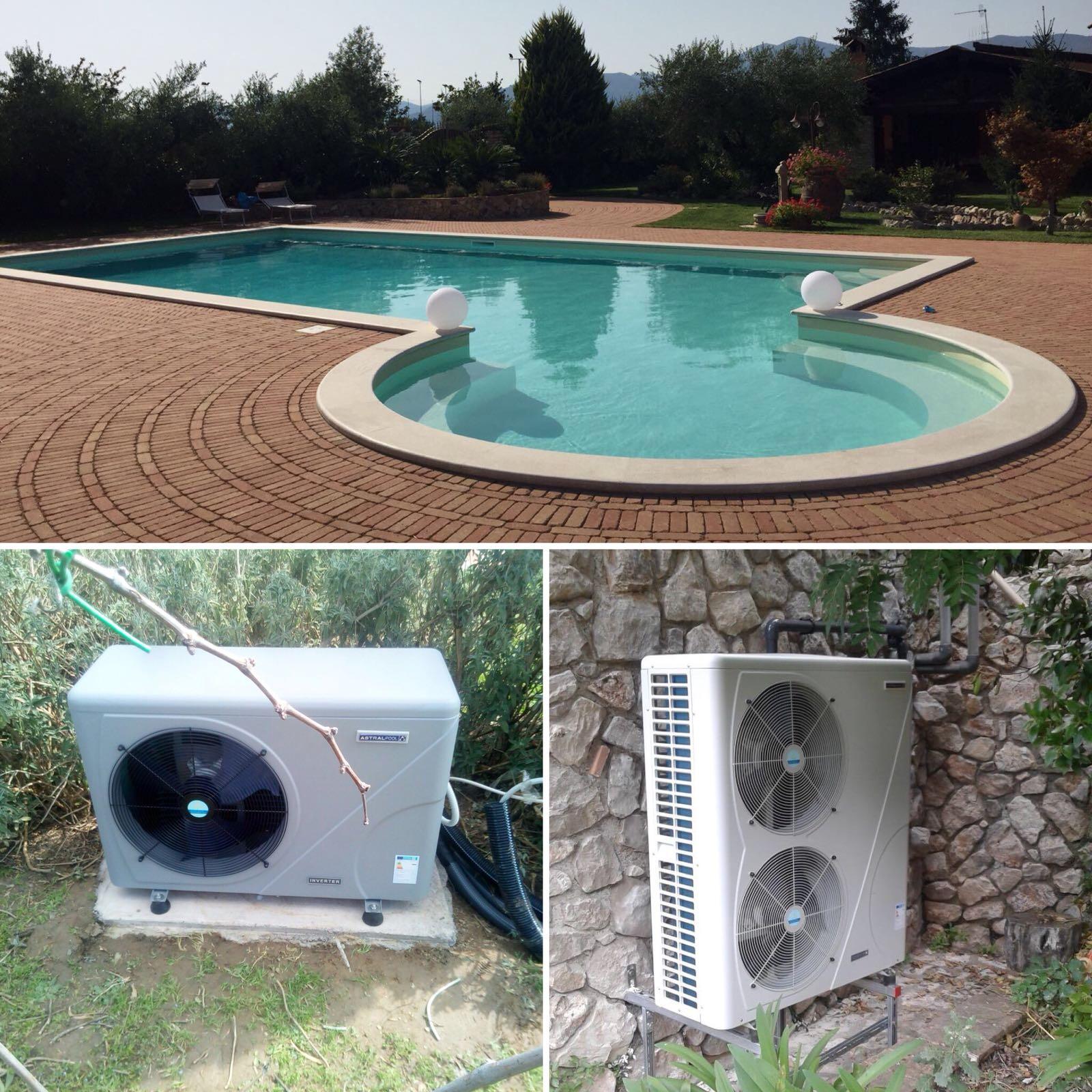 Pompa Di Calore Per Bagno riscaldare la piscina con le pompe di calore per allungare l