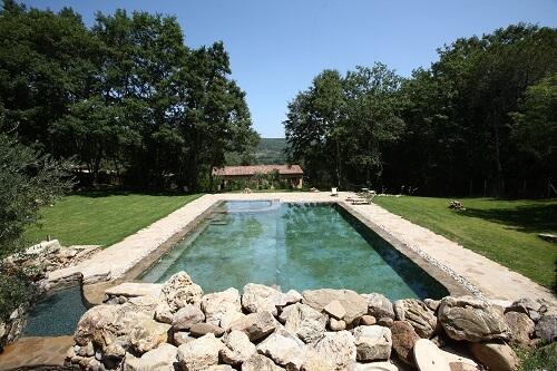 Piscina esterna Techno Pool