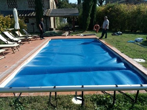 Coperture per piscine Techno Pool