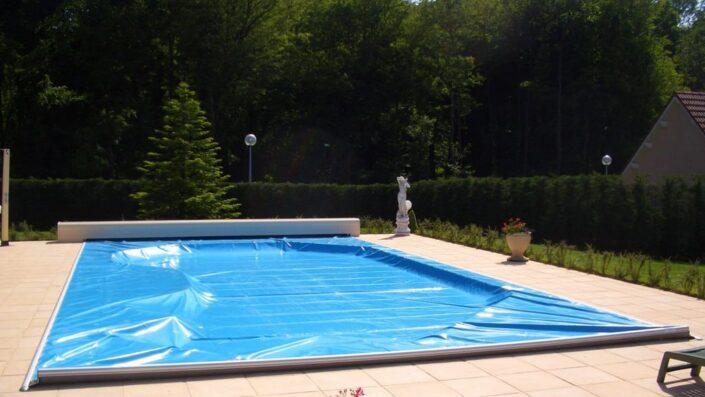 Copertura 4 stagioni per piscine